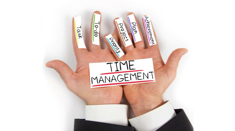 time management for work-life balance